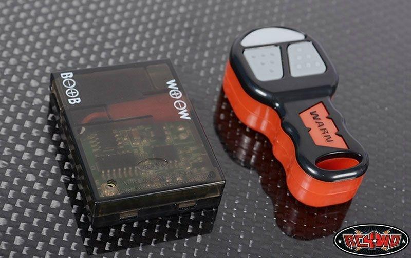 RC4WD Warn 1/10 Wireless Remote/Receiver Winch Controller