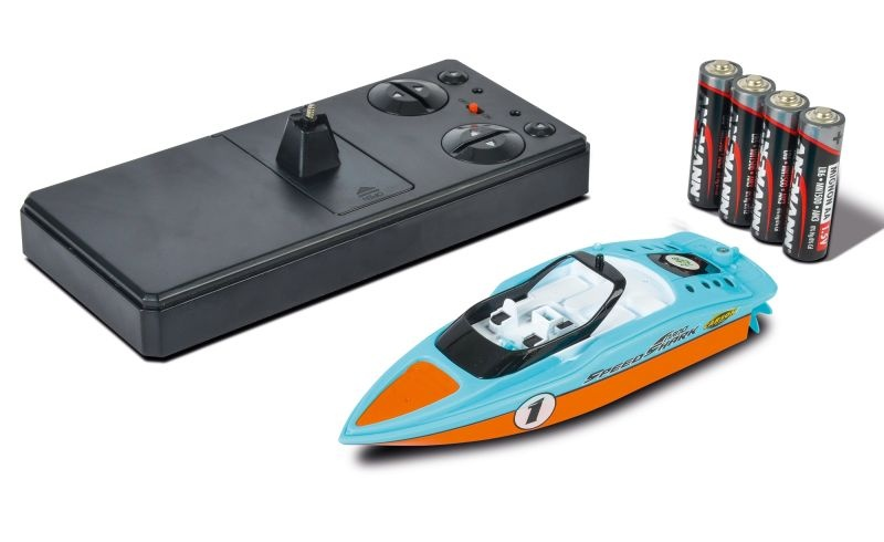 Speed Shark Nano 2.4GHz Mini Rennboot 100% RTR