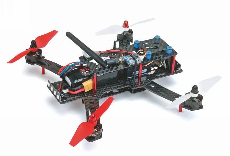 QUADROCOPTER ALPHA 250Q RACE RTF