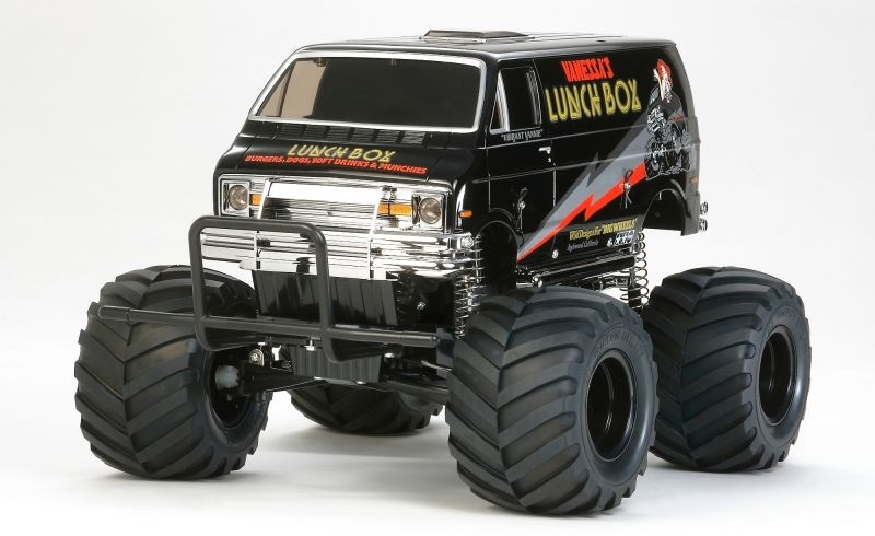 Lunch Box Black Edition 1:12 Offroad