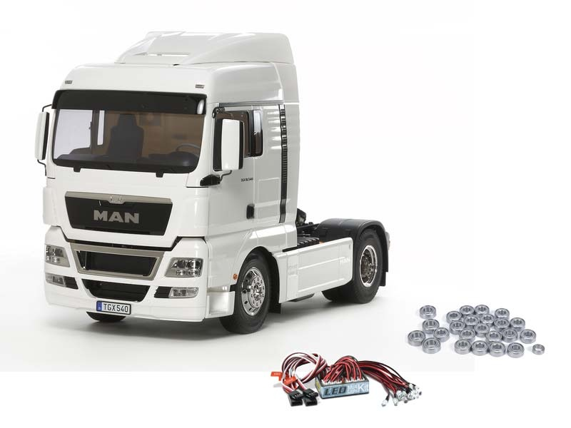 MAN TGX 18.540 4x2 XLX Facelift 2014 inkl. LED, Kugellager