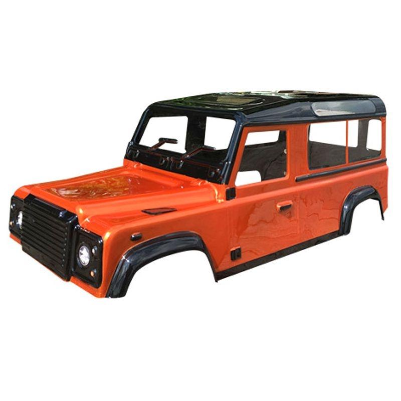 Crawler Karosserie D110 PC klar