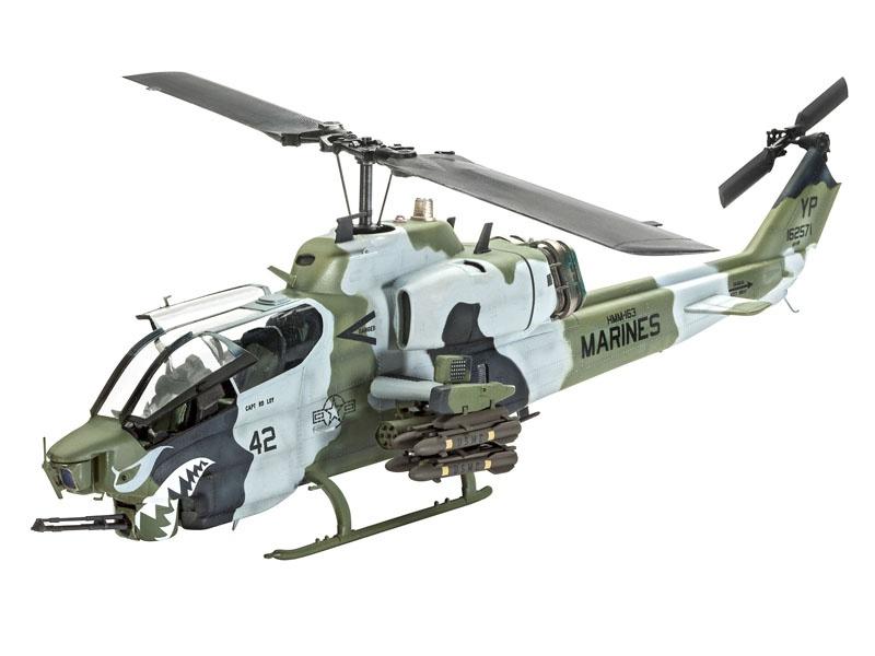 Bell AH-1W SuperCobra 1:48