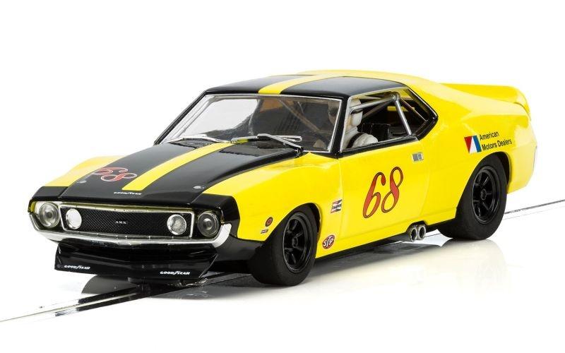 AMC AMX Javelin - Roy Woods Racing 1971 Slotcar 1:32