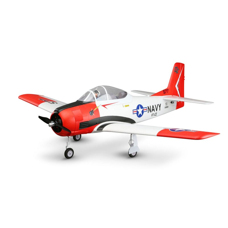 Carbon-Z T-28 Trojan BNF Basic AS3X Technologie, Brushless