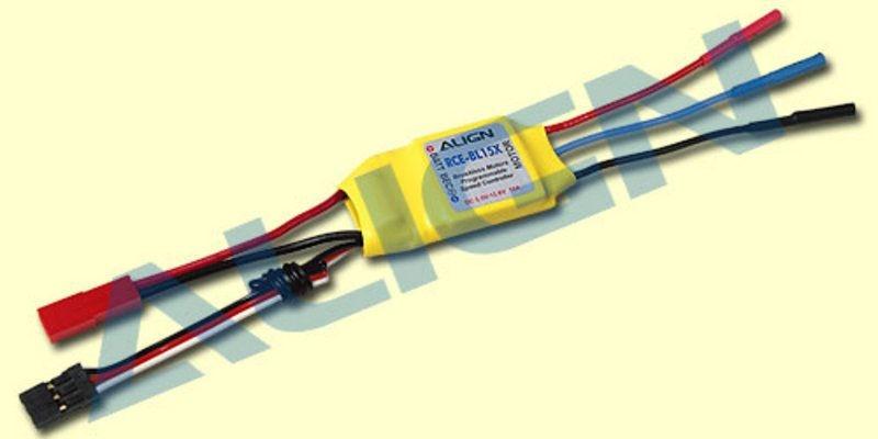 15A Brushless ESC(Governer Mode)