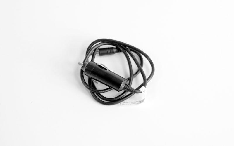 12V DC Auto / Zigarettenanzünder-Ladekabel