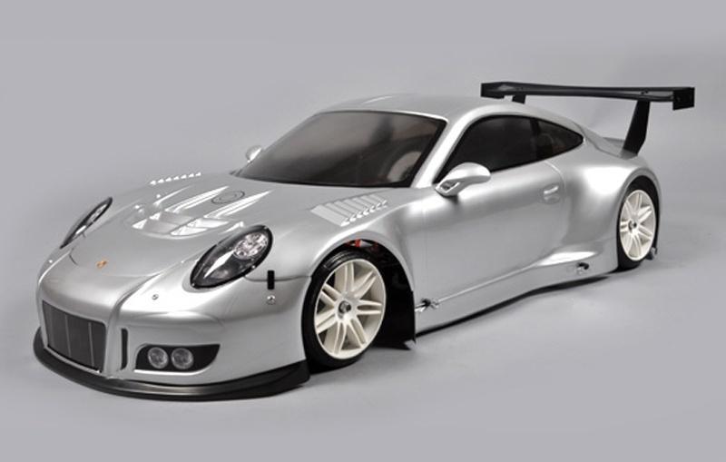 Challenge 2WD 530 F260 RTR 26ccm Benzin 1:5 Porsche 911 GT3