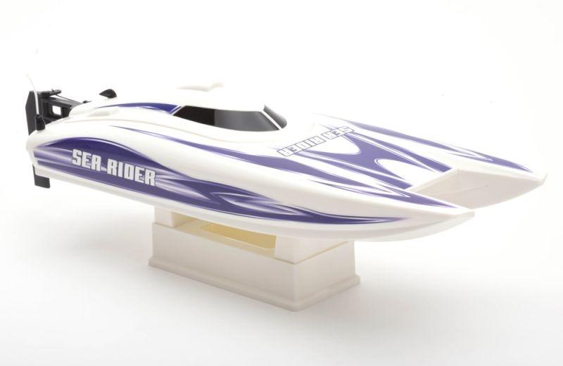 Sea Rider -Warrior- 2,4GHz RTR Mini EP Racing Boat