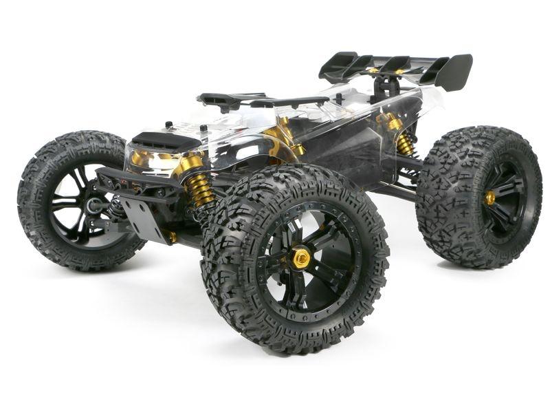 E6 III BES Monster Truck Elektrisch - 4WD - ARR