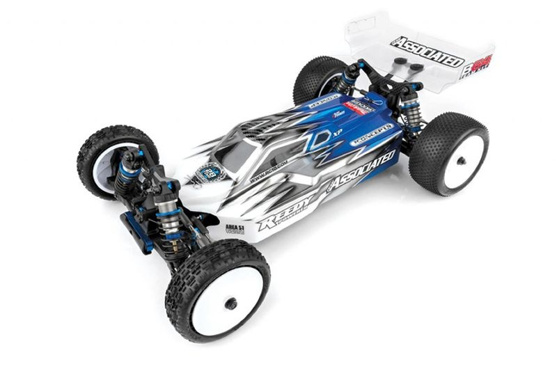 RC10B64 Team Kit 1:10 Buggy 4WD