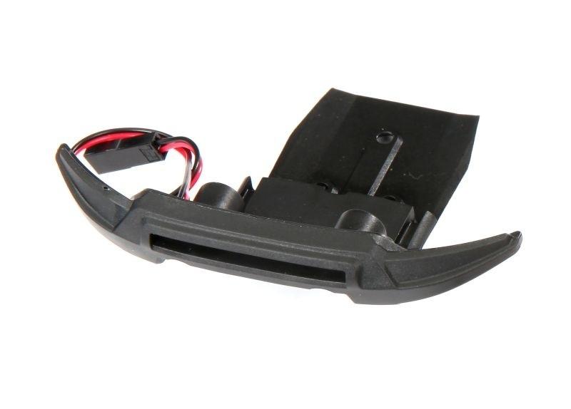 Bumper mit LED-Licht für Rustler 4x4 VXL