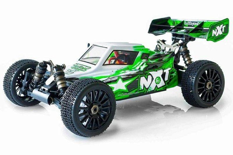 Spirit NXT EP Elektro Buggy Brushless 4WD 1/8 RTR
