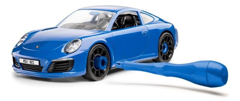 Porsche 911 Carrera S Licht + Sound 1:20