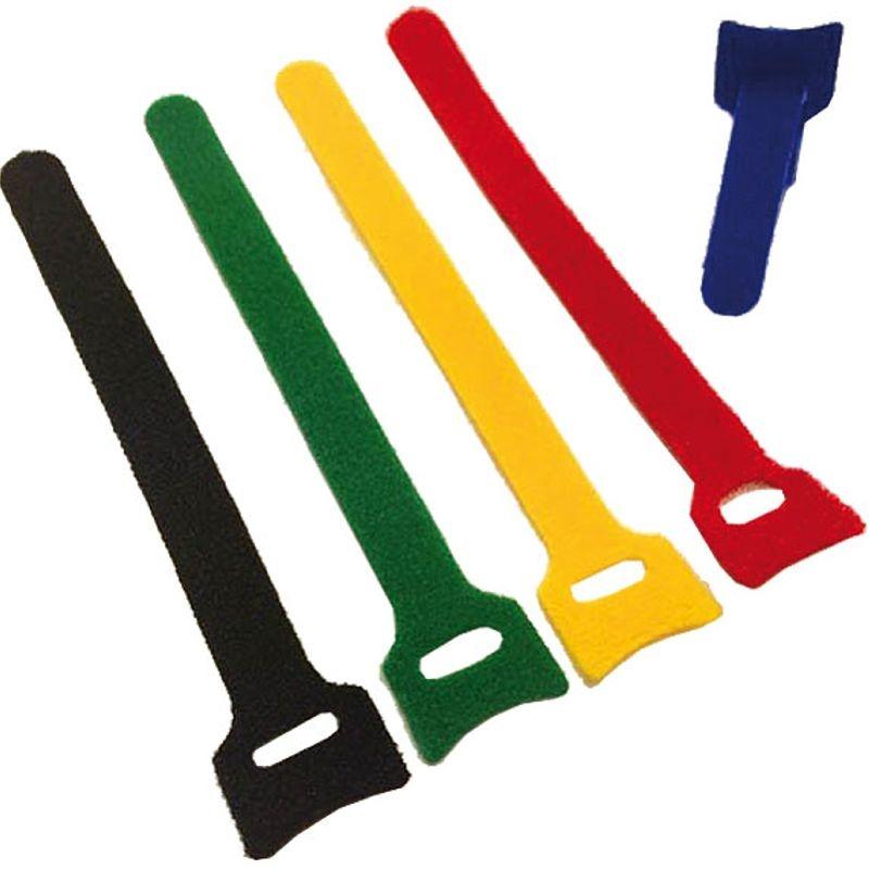 Klettgurt / Klettbänder 160mm farbig sortiert (5)