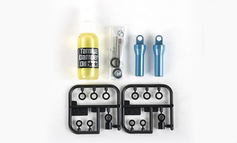 Öldruckstoßdämpfer für Truck 1:14 (2)