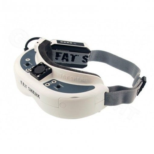 Fatshark Dominator HD V2 FPV Videobrille incl. AKKU