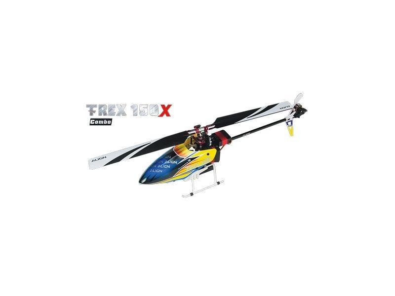 T-REX 150X DFC Combo - BTF