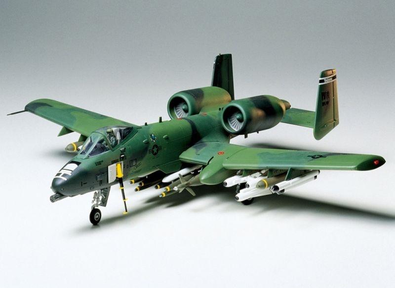 Fairchild Republic A-10A Thunder.II 1:48