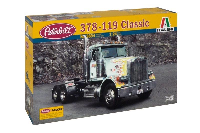 1:24 US Truck Classic Peterbilt 378-119