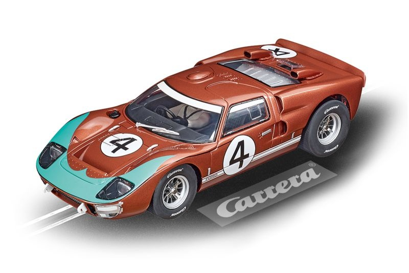 Digital 124 Ford GT40 MkII No.4