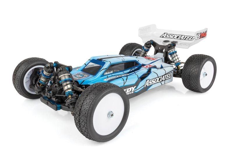 RC10B74 4WD Buggy 1/10 Elektro Team Kit
