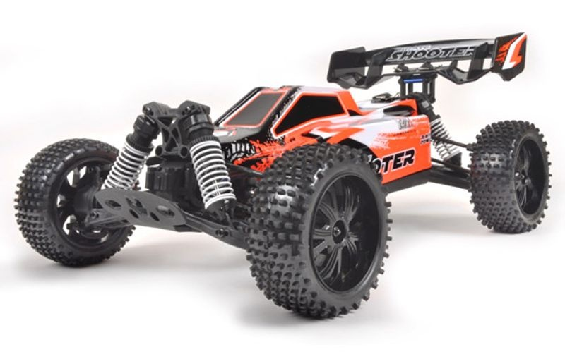 Pirate Shooter 4WD Buggy 1:10XL 2,4GHz RTR, orange