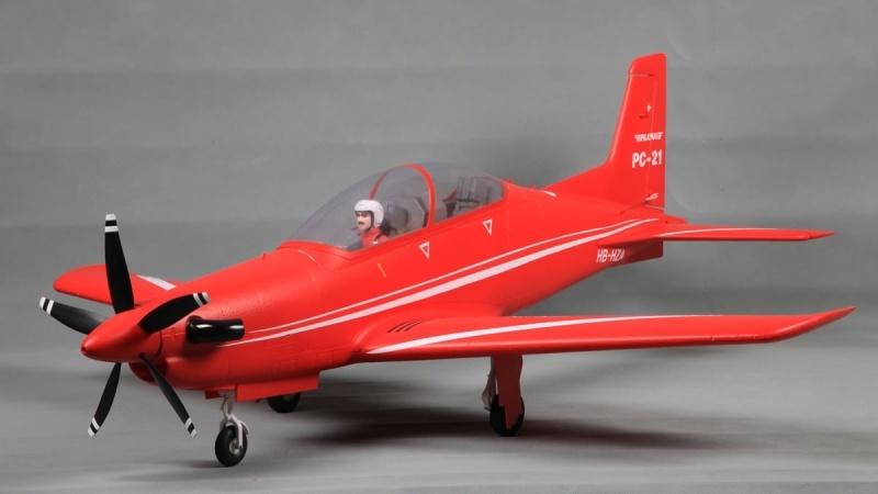 Pilatus PC-21 PNP - 110 cm - Combo incl. Reflex Gyro System