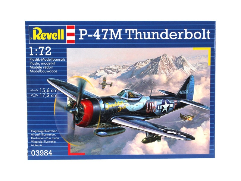 P-47 M Thunderbolt 1:72