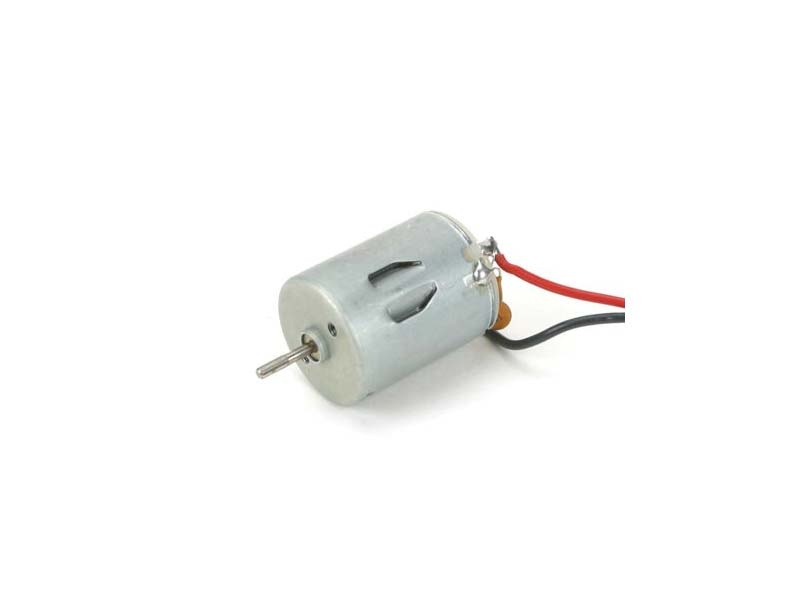 Motor w/Wires & Plugs: Mini-T