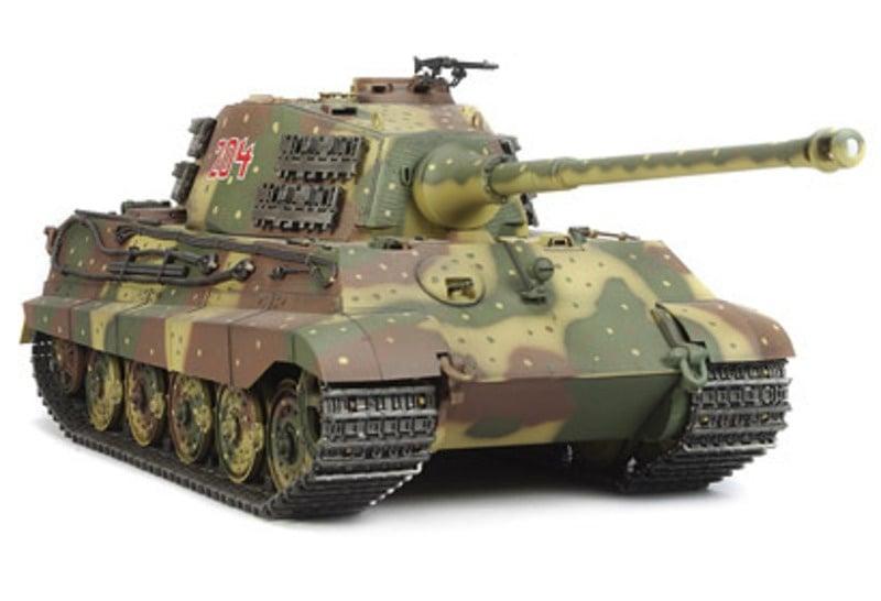 PANZER KÖNIGSTIGER Full option Panzer Bausatz
