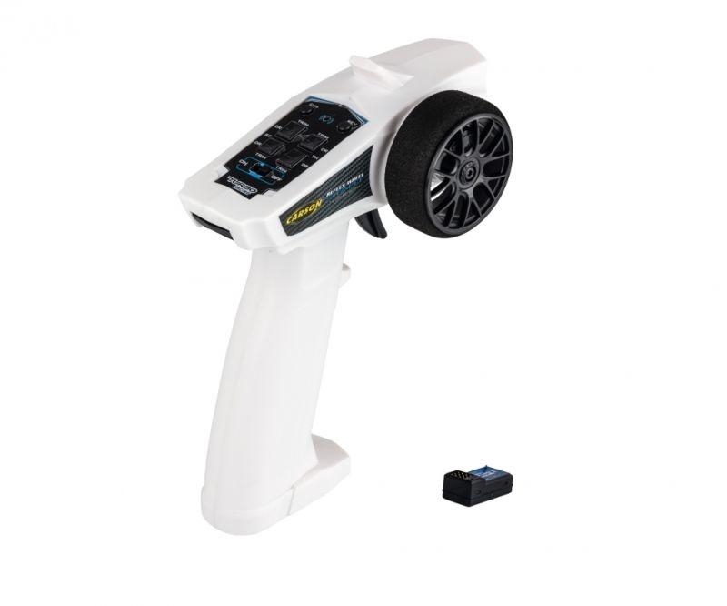 Reflex Wheel Start 2,4GHz Fernsteuerung mit Empfänger, weiß