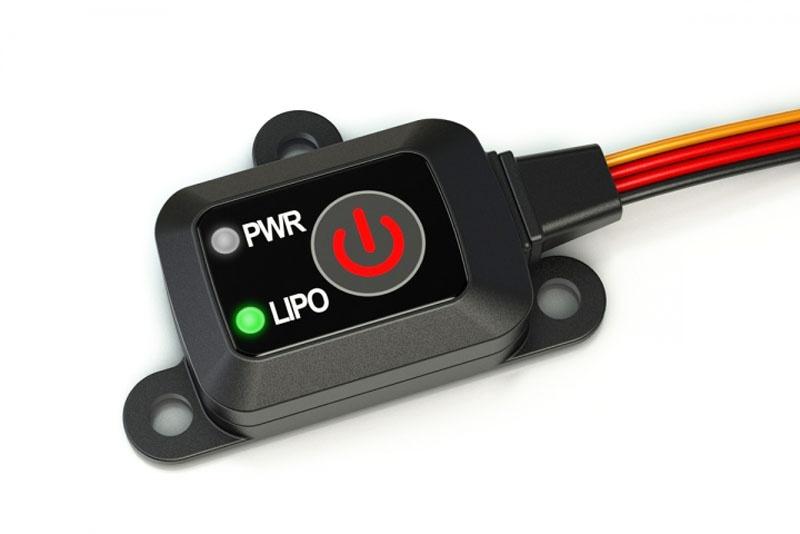Power Switch 4-12V 10Amp LiPo und NiMh