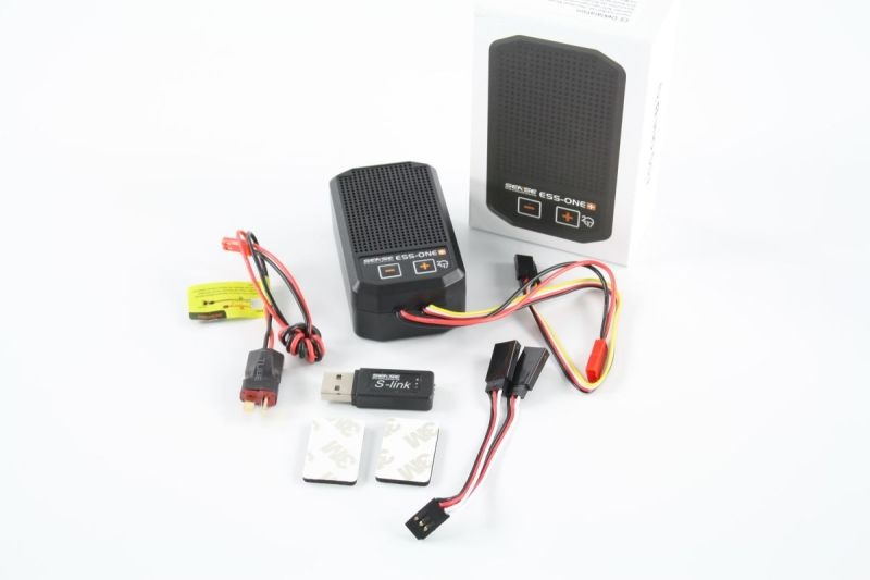 ESS ONE+ V2.0 Motor Soundmodul für RC-Cars