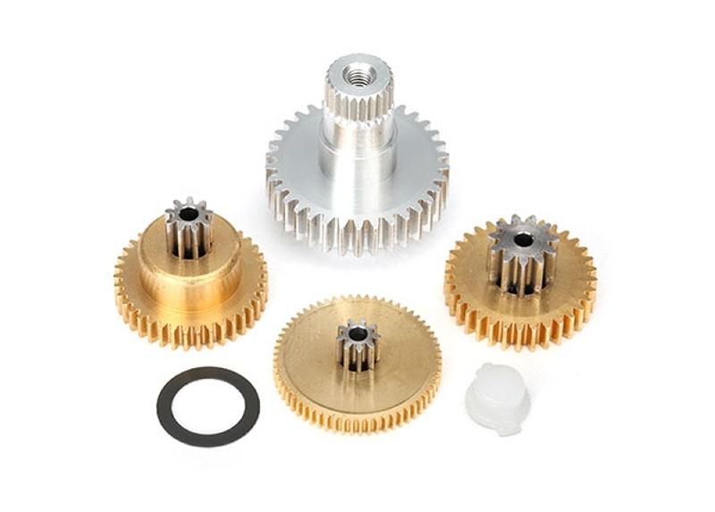 Metall Ersatzgetriebe für Servo 2085 und 2085X