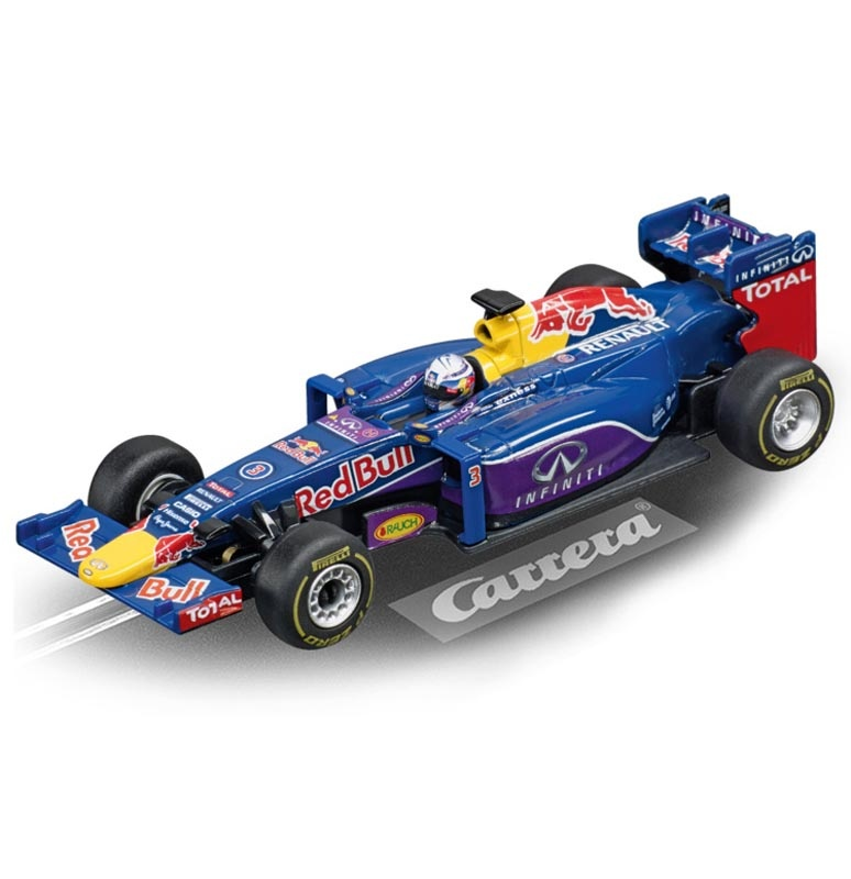 Digital 143 Infiniti Red Bull Racing RB11 D.Ricciardo, No.3