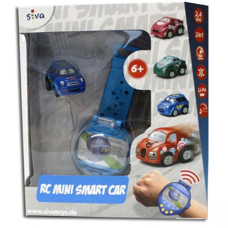 RC Mini Smart Car 2in1 Bluey - Steuerbar übers Handgelenk