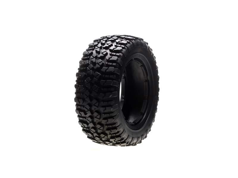 Nomad Reifen Set für Losi 5IVE-T Links & Rechts
