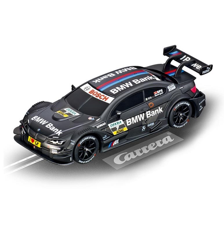 GO!!! BMW M3 DTM B.Spengler, No.7
