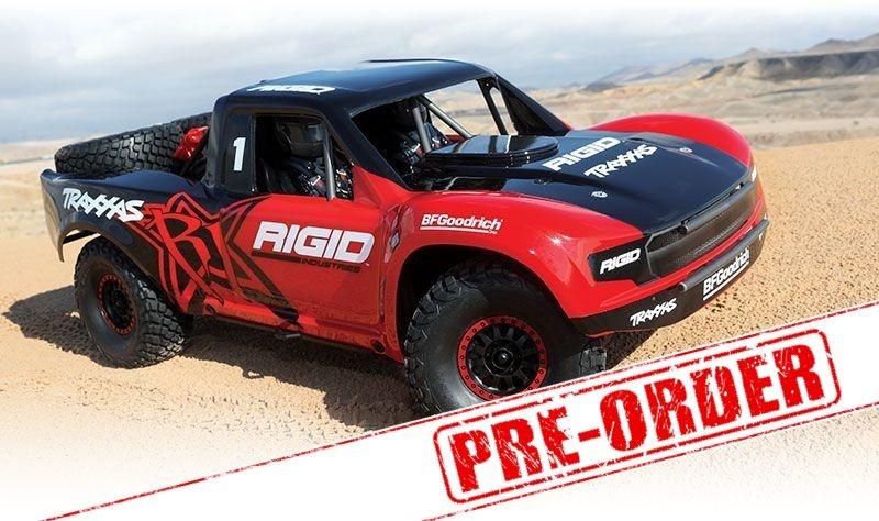 Unlimited Desert Racer Pro-Scale 4x4 Racing Truck - Preorder