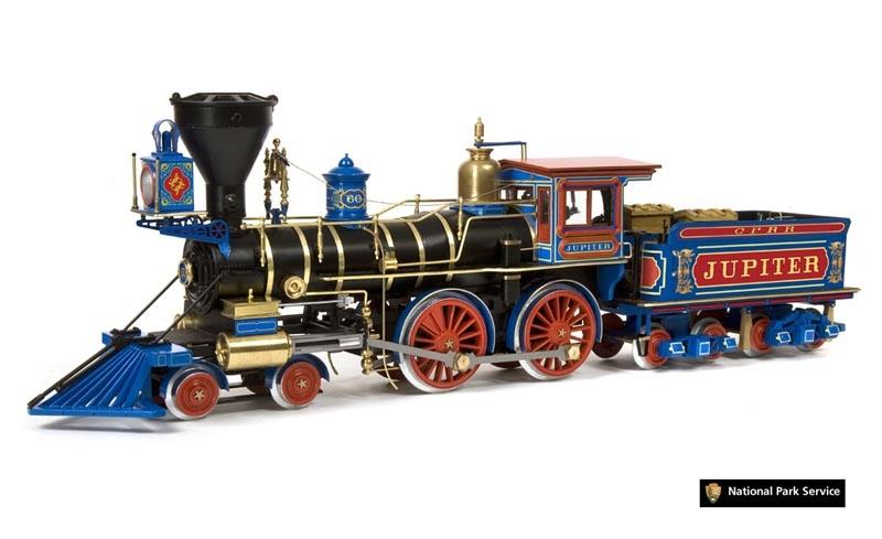 Jupiter 1:32 Lokomotive Bausatz