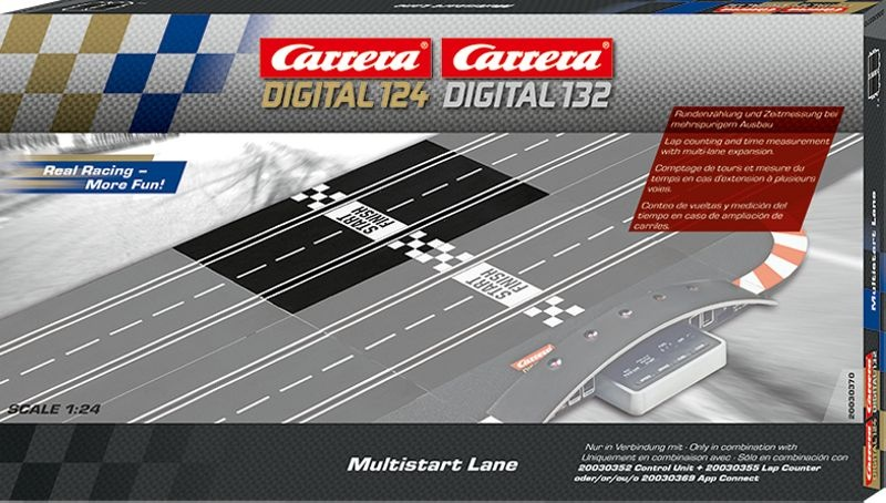 Multistart Lane für DIgital 124, 132 und Evolution