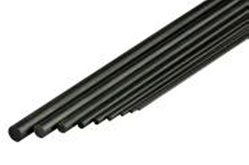 CfK-Rundstab  Ø4,0 x 1.000mm