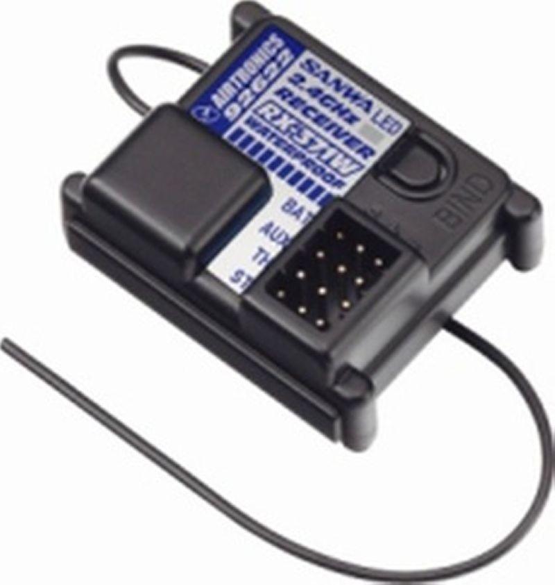 RX-371WP FHSS-2 waterproof Empfänger Sanwa Surface 2.4GHz
