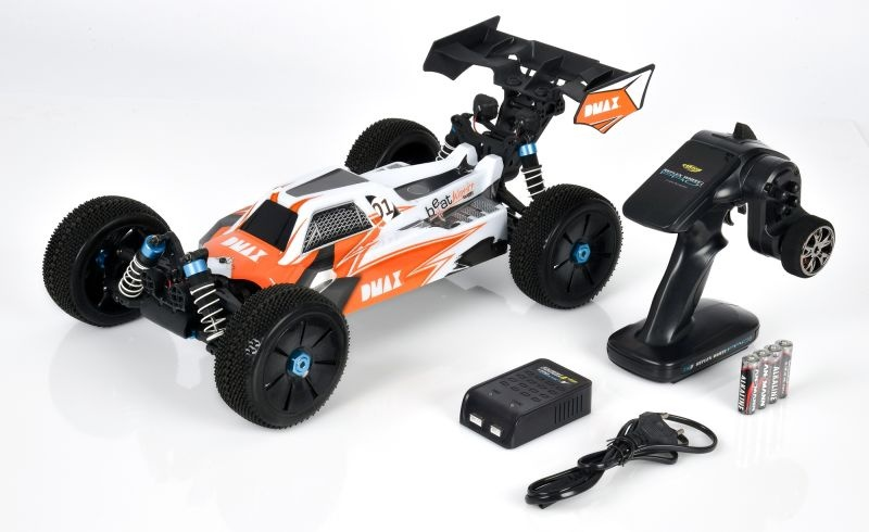 Beat Warrior Buggy 1:8 DMAX 100% RTR