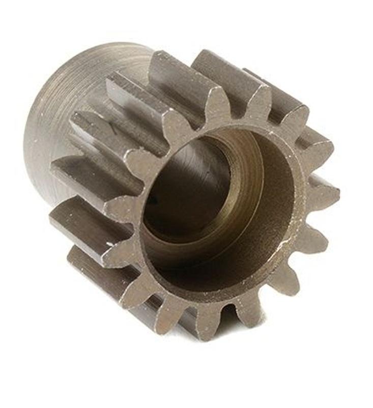 Motorritzel 13T (gehärteter Stahl) 32dp, 3,17mm Welle