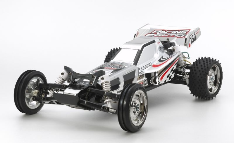 Racing Fighter Chrome (DT-03) 1:10 2WD Buggy