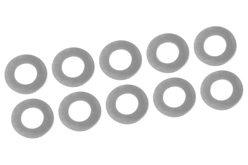Stahl Shim Scheiben 6x18x0.2mm für 1/8 Shogun (10)