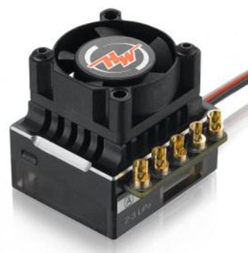 Xerun Brushless Regler 60A BEC 2A 2-3s XR10 Juststock 1/10