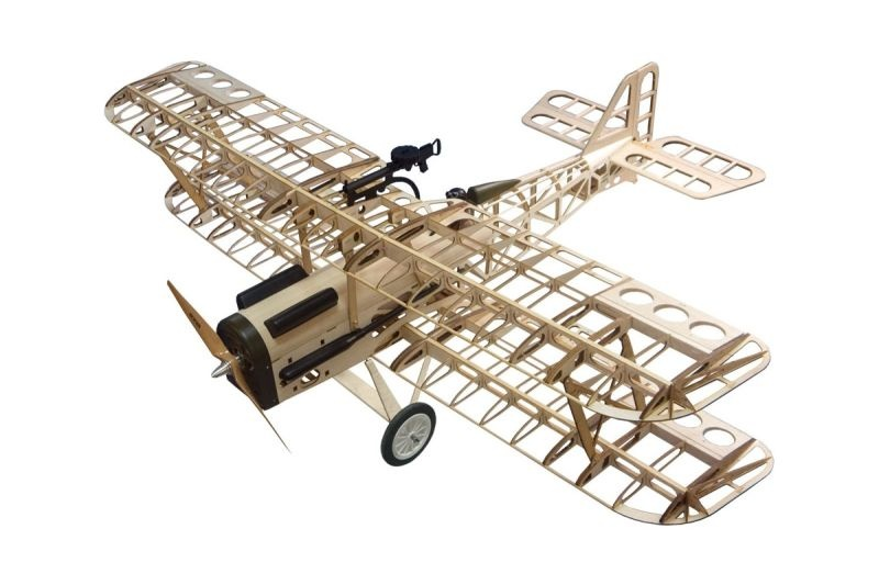 SFM SE5A Kit Vorbildgetreuer Warbird Bausatz